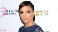 Eva Longoria Blue Dress Weights