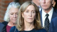 Felicity Huffman Reports to California Prison for 14-Day Sentence