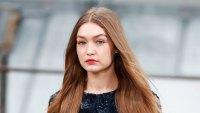 Gigi Hadid Chanel Show Catwalk Incident