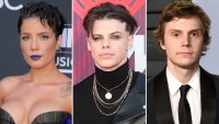 Halsey Breaks Her Silence on Yungblud Split After Going Public With Evan Peters Romance