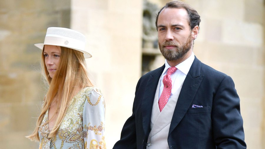 James Middleton Confirms Engagement to Girlfriend Alizee Thevenet