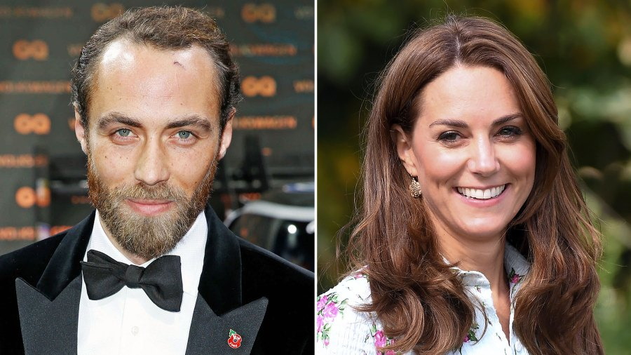 James Middleton Says Sister Duchess Kate Attended Therapy With Him