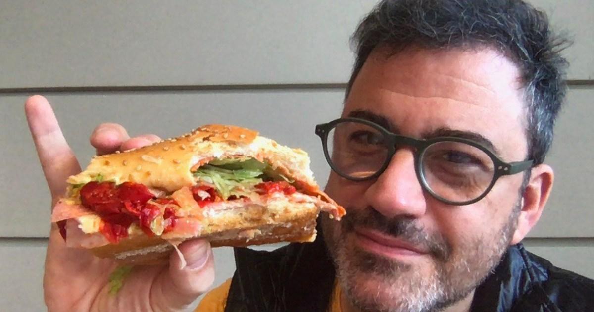 Jimmy Kimmel Is Eating His Way Through Brooklyn: See His Drool-Worthy Favorite Spots