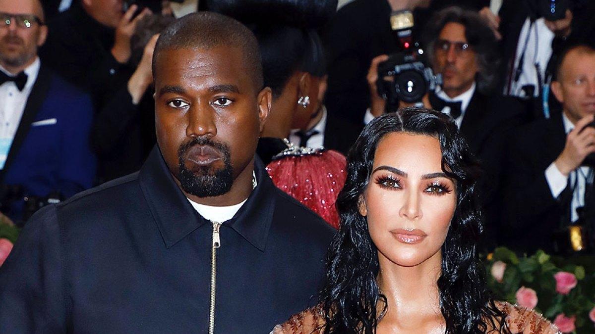 Kanye West Thought Kim Kardashian's Met Gala Mugler Corset Dress Was 'Too Sexy'