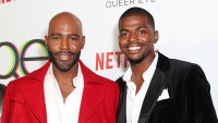 Karamo-Brown-and-son-Jason