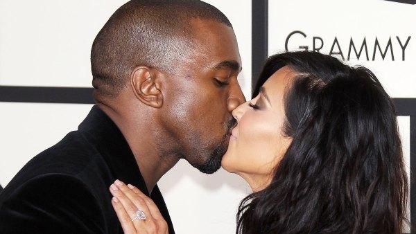 Kim Kardashian OG Engagement Ring Kanye West