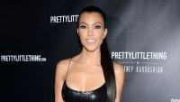 Kourtney Kardashian Clap Back PrettyLittleThing