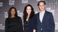 Mary-Louise Parker's Kids Billy Parker and Caroline Parker Make Rare Red Carpet Appearance at Broadway Opening The Sound Inside