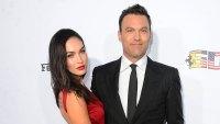 Megan Fox and Brian Austin Green Red Carpet Posts Rare Family Photo