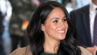 Meghan Markle's Best Fashion WellChild Awards Green Dress