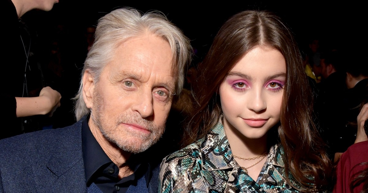 Michael Douglas Doesn't Want His Daughter to Date Someone ...