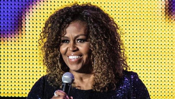 Michelle Obama Abs Gym Video