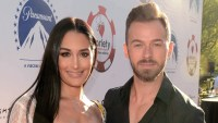 Nikki Bella Talks Sex With Artem Chigvintsev