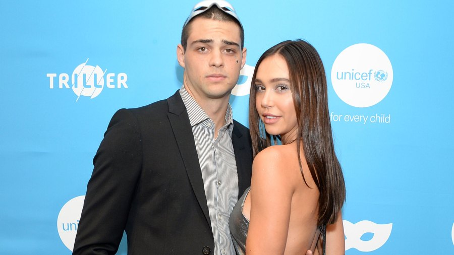 Noah Centineo and Alexis Ren Make Red Carpet Debut at UNICEF