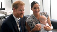 Prince Harry Opens Up About Potential Move to Africa With Duchess Meghan and Archie