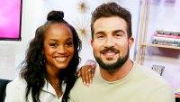 Rachel Lindsay Bryan Abasolo Hilariously Fail The Newly Married Game