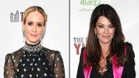 Sarah Paulson Says Real Housewives of Beverly Hills Alum Lisa Vanderpump Not Nice