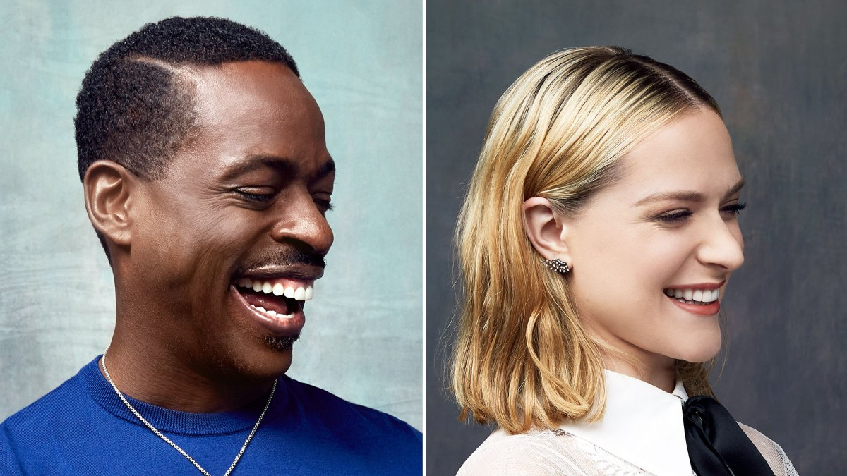 Sterling K. Brown and Evan Rachel Wood See Their 'Frozen 2' Dolls for the First Time