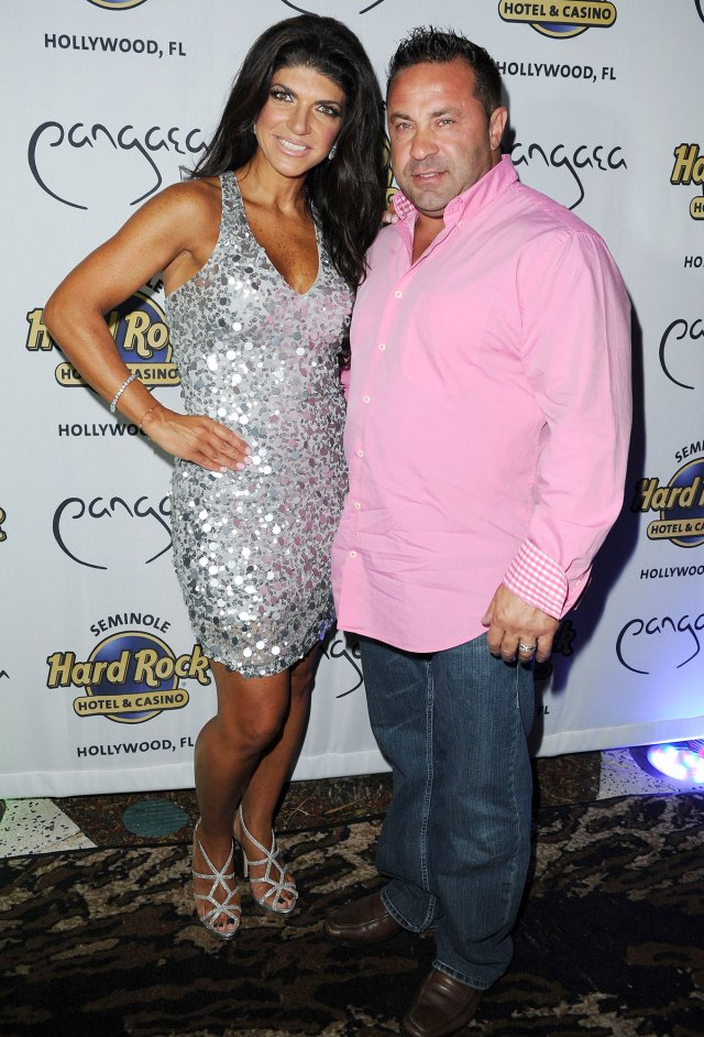 Teresa Giudice and Joe Giudice Heavy Before Jail