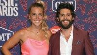 Thomas Rhett Shares Sweet Anniversary Message to Pregnant Wife Lauren Atkin