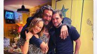 Emilia Clarke, Jason Momoa Costars Reunited