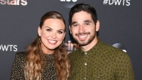 Alan Bersten Compares 'DWTS' Partner Hannah Brown to a 'Female Version' of Himself