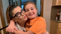 Amber Portwood Celebrates Daughter Leah's 11th Birthday Instagram