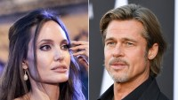 Angelina Jolie Feels Brad Pitt 'Turned' Her and Their Childrens' 'Lives Upside Down'