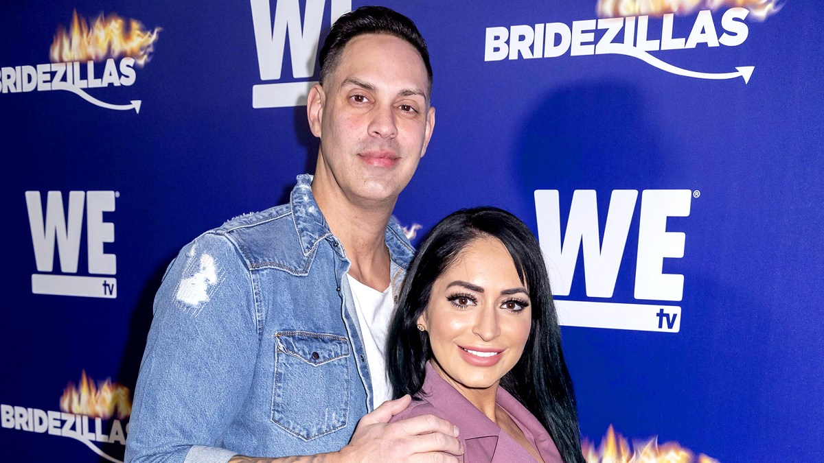 Angelina Pivarnick Marries Fiance Chris Larangeira: Find Out Which 'Jersey Shore' Costars Attended