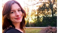 Anne Hathaway Celebrates Birthday With Glowing Baby Bump Pic