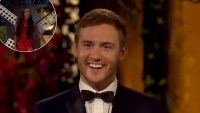Bachelor-Contestant-Throws-Herself-at-Peter-While-Dressed-As-a-Windmill-2