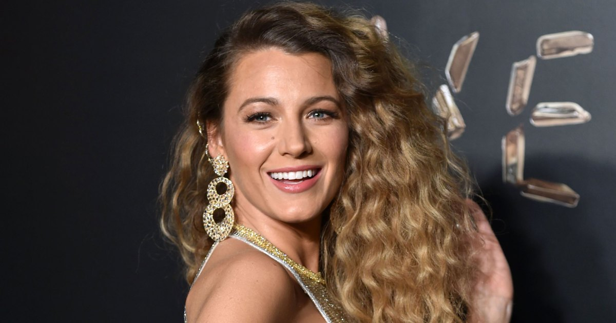 Blake Lively Deletes All But 1 of Her Instagram Posts