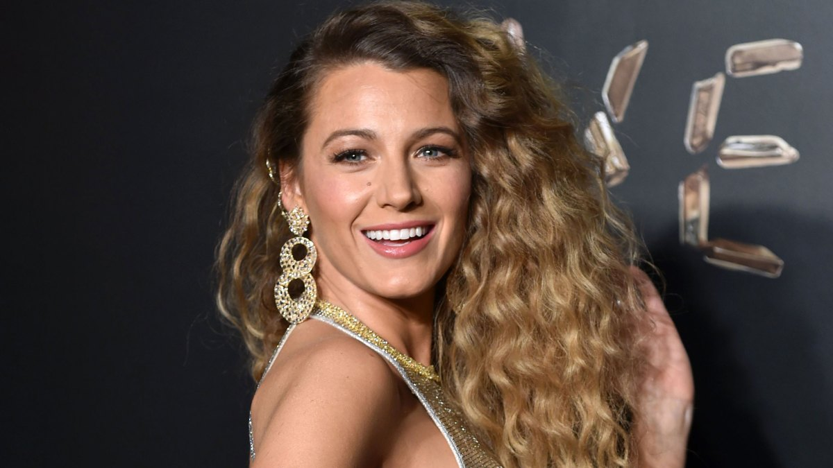 Blake Lively Purges Her Instagram Account Again With the Exception of 1 Post