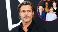 Brad Pitt Lost Count Times His Kids Havent Been Available See Him