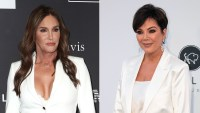 Caitlyn Jenner 'Is on Great Terms' With Ex Kris Jenner