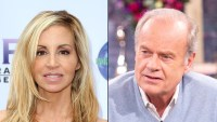 Camille Grammer Accuses Ex-Husband Kelsey Grammer of 'Rewriting History'