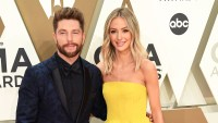 Chris Lane Says It Was 'So Special' Walking the CMA Awards Red Carpet 2019 With His New Wife Lauren Bushnell