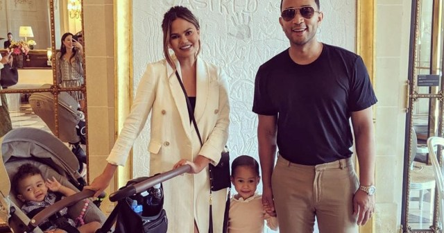 Chrissy Teigen and John Legend's Family Album: Their Sweetest Moments With Kids Luna and Miles.jpg