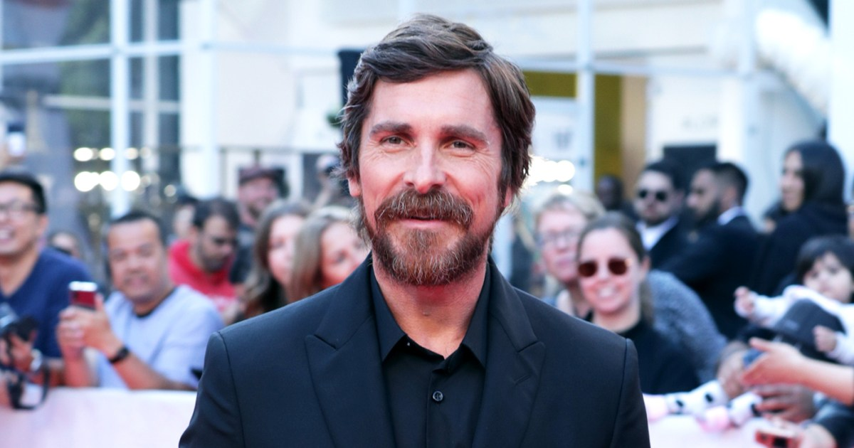 "Christian Bale Is Done With Dramatic Movie Weight Loss - كريستيان بيل ""انتهى"" لفقدان الوزن للأفلام"