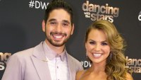 DWTS' Alan Bersten Says He and Hannah Brown Call Each Other 'Babe' 'All the Time'