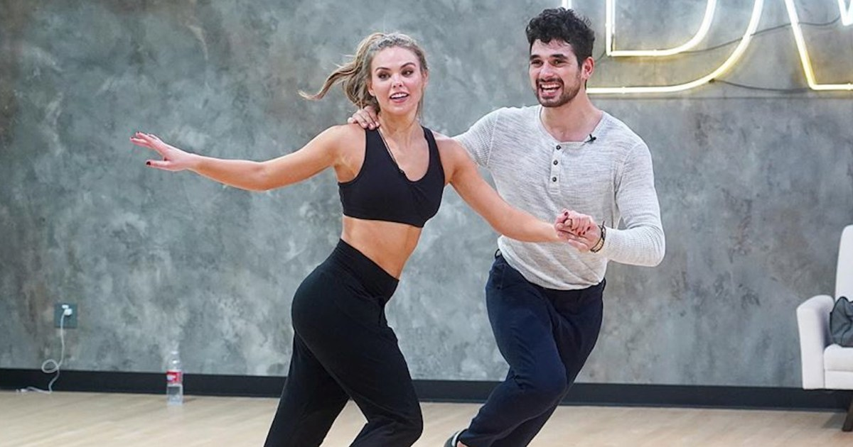 'Dancing With the Stars' Final 5 Revealed, Hannah Brown Hits Her Breaking Point