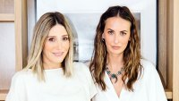 Dame Clothing Founders Alexx Jae Monkarsh and Molly Fishkin Levin