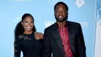 Dwayne Wade Gabrielle Union Americas Got Talent hair too black
