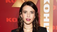 Emma Roberts Hair Change Brunette to Blonde