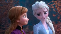 Frozen 2 Anna and Elsa Disney Movie Animation