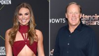 Hannah Brown Wearing Hamel Shares Her Thoughts on Sean Spicer Still Being on DWTS