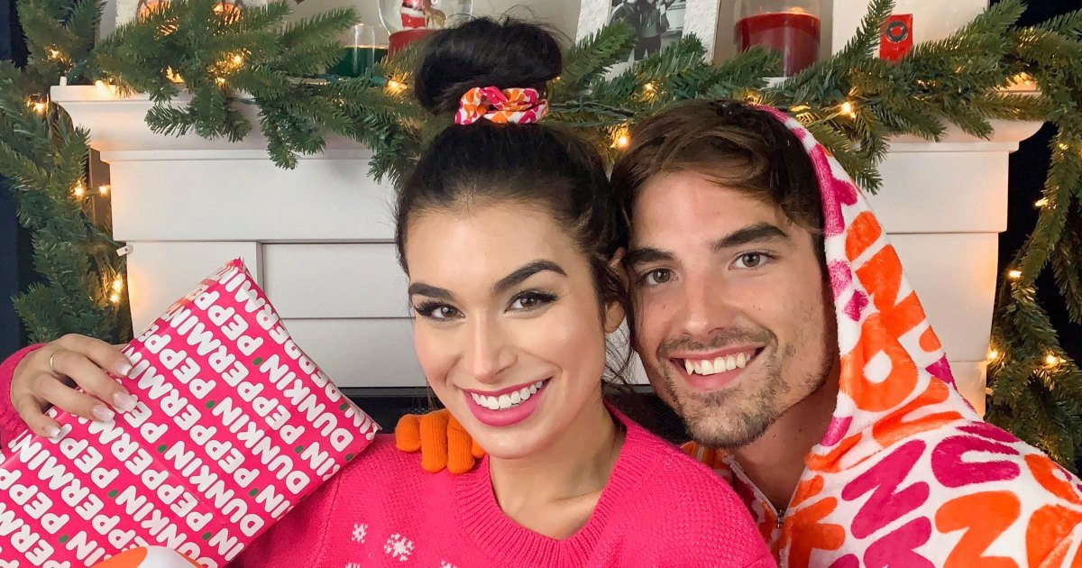 Dunkin' Launches Line of Holiday Merch With Help From Jared Haibon, Ashley Iaconetti and Andy Grammer