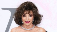 Joan Collins On Hating Jeans