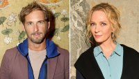 Josh Lucas Son Noah First Kiss Was With Uma Thurman Daughter Luna