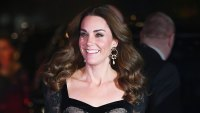 Kate Middleton Lace Gown November 18, 2019